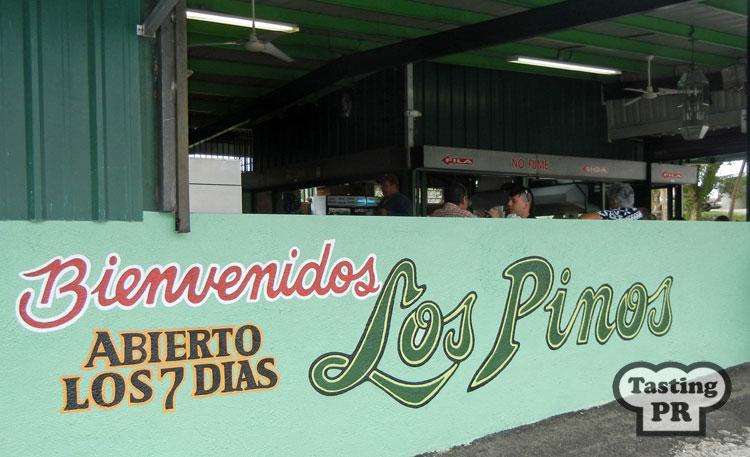 Lechonera Los Pinos, Guavate