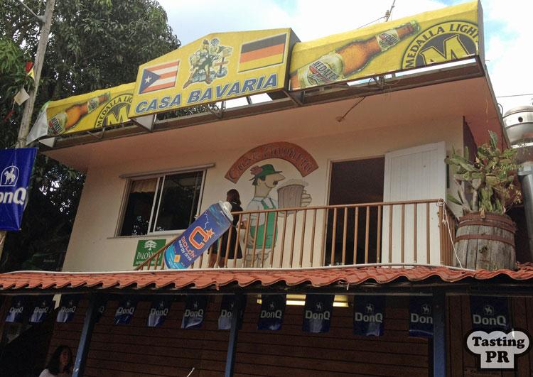 Casa Bavaria in Morovis, Puerto Rico