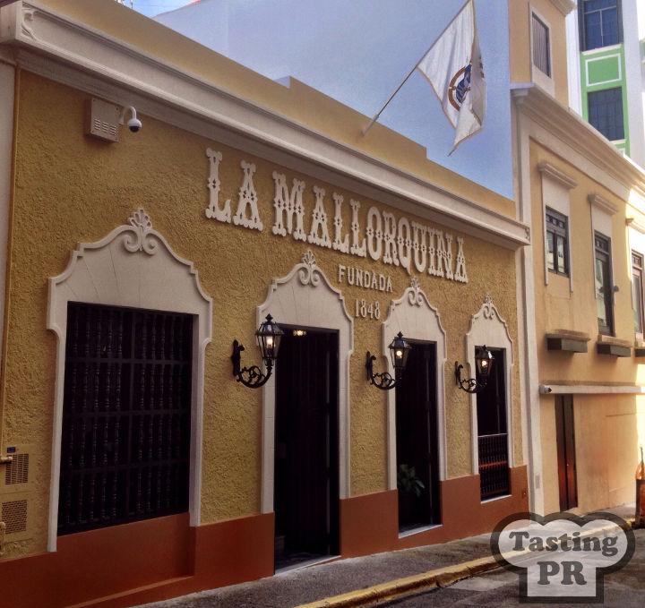 La Mallorquina Old San Juan