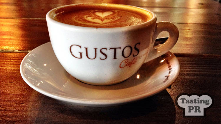 Gustos Coffee Shop San Juan