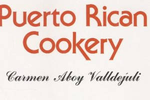 Puerto Rico Cookbook