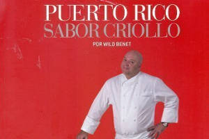 Puerto Rico sabor Criolla Cookbook