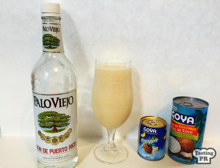 Easy To Make Sangria Or Pina Colada Drink