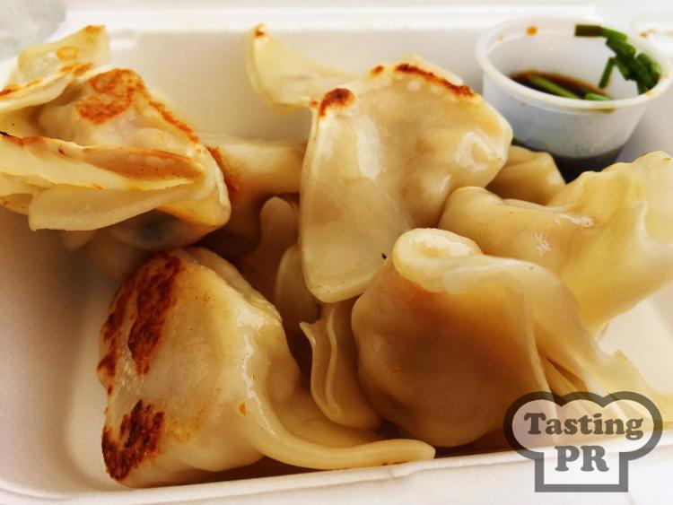 Yummy Dumplings Food Truck