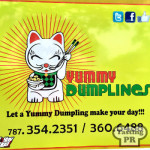 Yummy Dumplings Food Truck