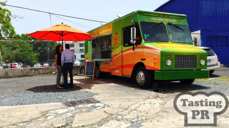 El Borinquen Food Truck