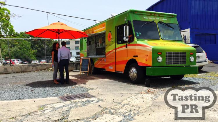 Puerto Rico Food Truck Scene