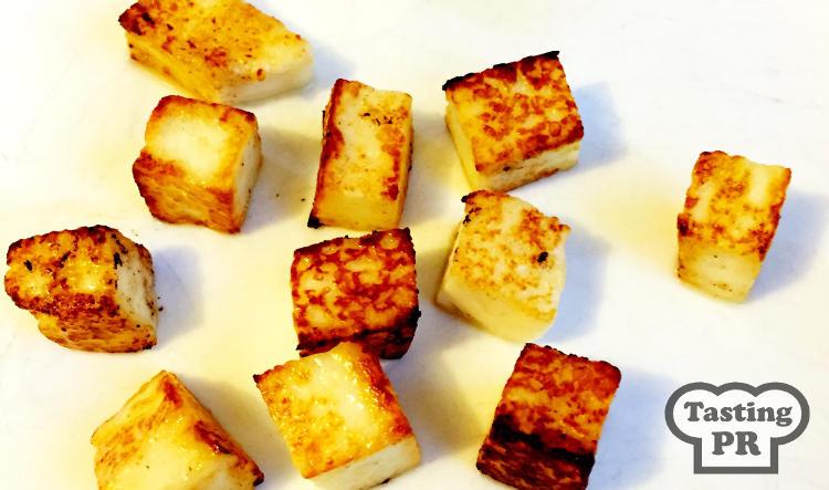 Queso Frito Recipe