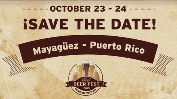 West Beer Fest, Mayaguez, Puerto Rico