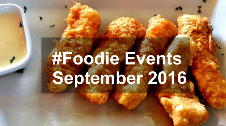September Foodie Events Puerto Rico
