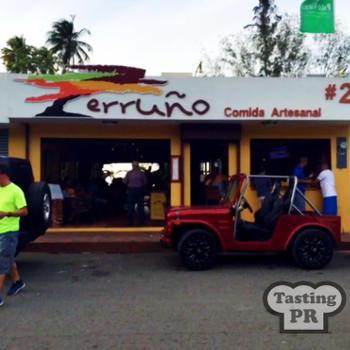 terruno kiosk #20 Luquillo