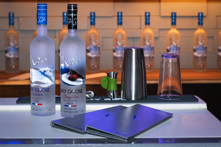 Grey Goose Bar @ Club Brava