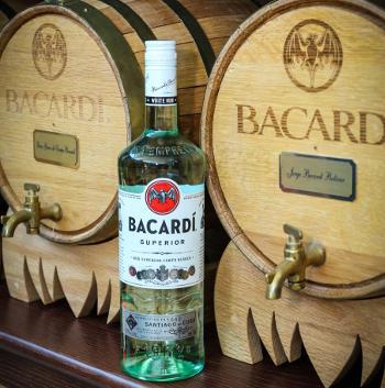 Bacardi New Bottle