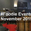 November Food Events Puerto Rico