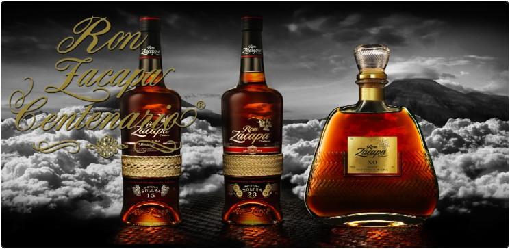 Ron Zacapa Rum Tasting San Juan