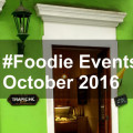 Puerto Rico Foodie Events October 2016