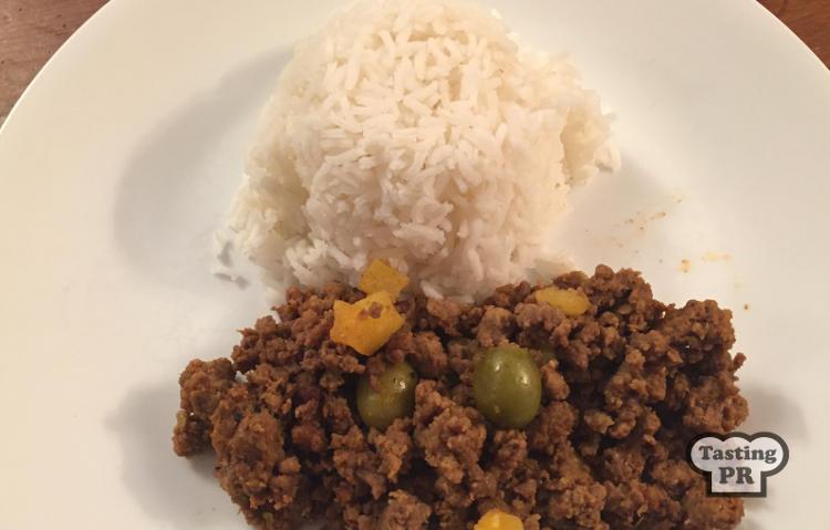 Puerto Rican Carne Molida Recipe