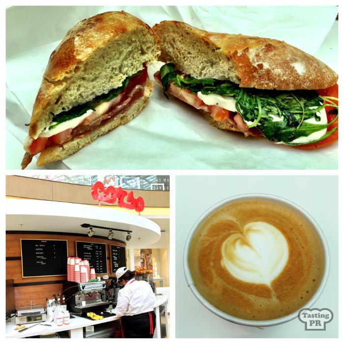 Corso Coffee @ The Mall of San Juan Puerto Rico