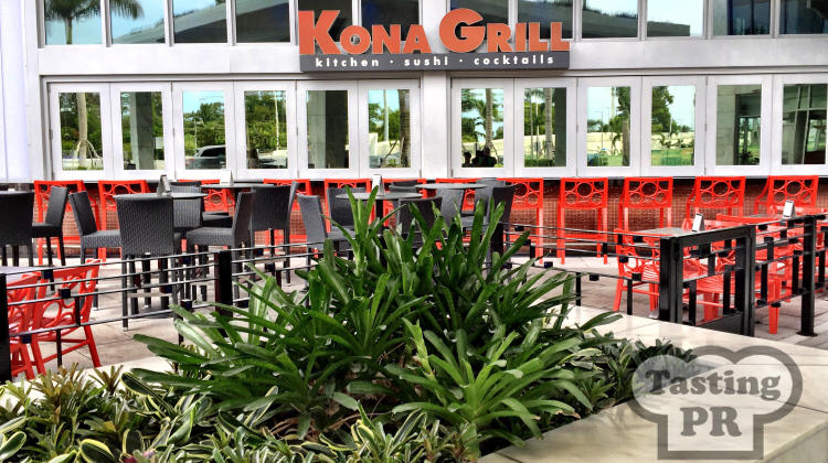 Kona Grill @ The Mall of San Juan