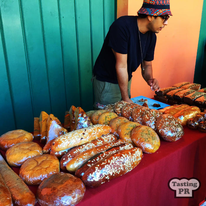 Mercado Agricola Natural (organic farmers Market) Old San Juan