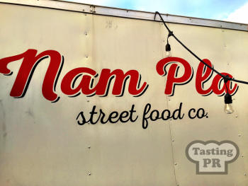 Nam Pla Street Food Co San Juan