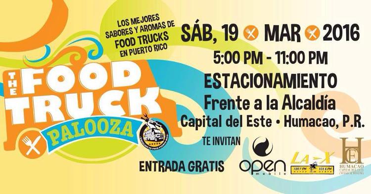 Food Truck Palooza Humacao
