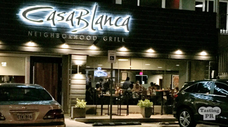 CasaBlanca Neighborhood Grill in Guaynabo