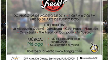 What the Truck Festival August 28 2016