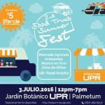 2nd UPR Food Truck Summer Fest