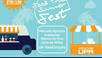 Puerto Rico Food Truck Tour