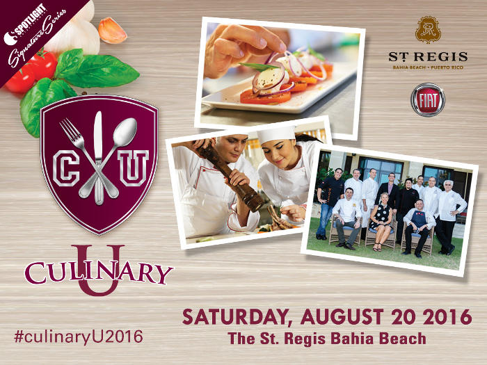 Culinary U 2016 Puerto Rico