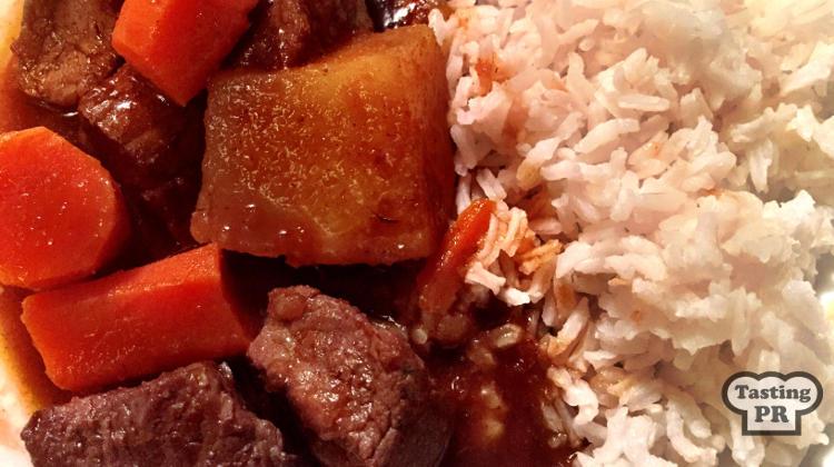 Puerto Rican Carne Guisada Recipe