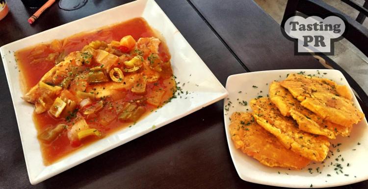 Salpicon Restaurant Puerto Rico