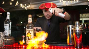 Captain Morgan White Rum Lands in Puerto Rico