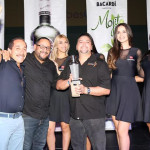Mango's Mixologists Take First Place
