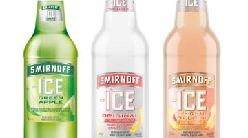 New Look Smirnoff Ice