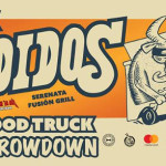 Bandidos Food Truck BBQ Throwdown