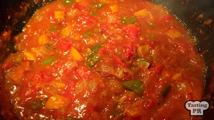 How to make Salsa Criolla