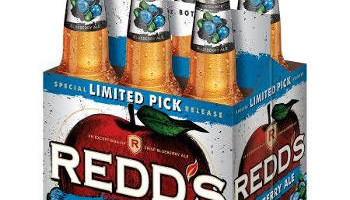 Redd's Introduces Blueberry Ale