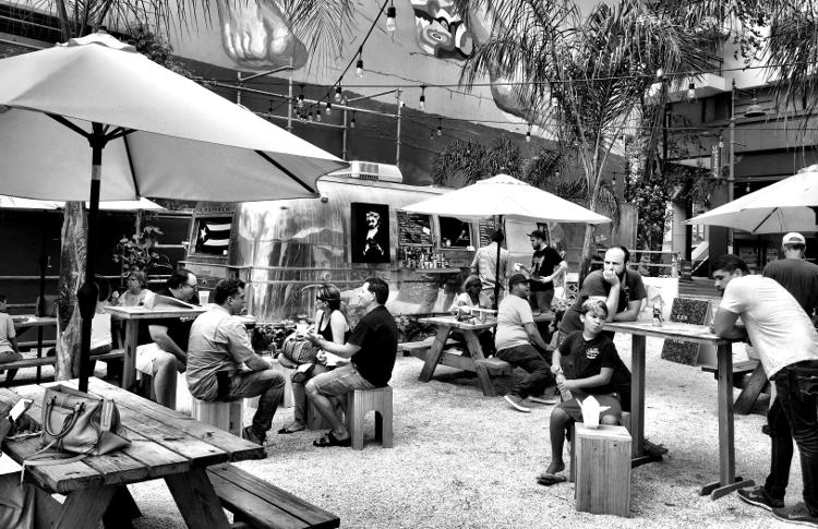 Lote 23 Food Park, Santurce, San Juan