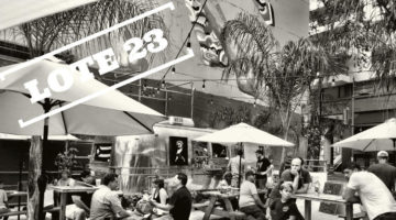 Lote 23 a Vibrant Gastronomic Oasis in Santurce