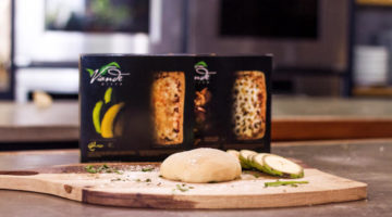 Vianda Pizza – First Platano Dough Based Pizza Launched in PR