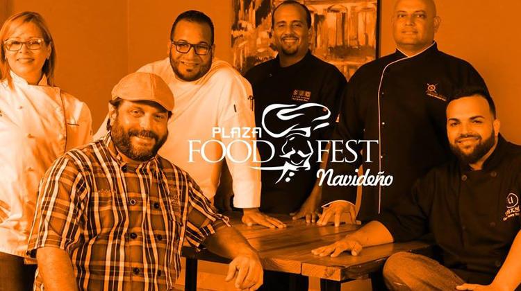 Christmas Food Festival @ Plaza Las Américas
