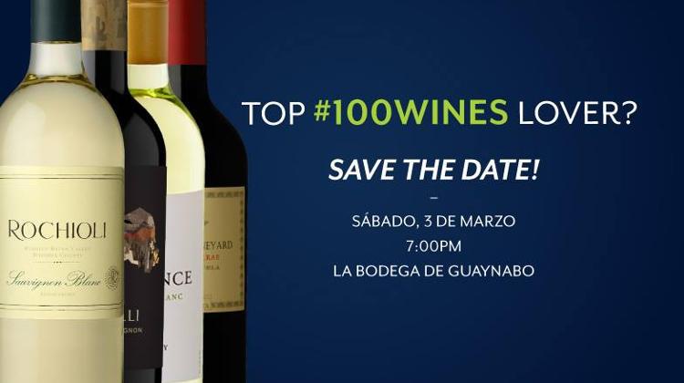 11th Edition of the Top 100 Wines of La Bodega de Méndez Returns Home