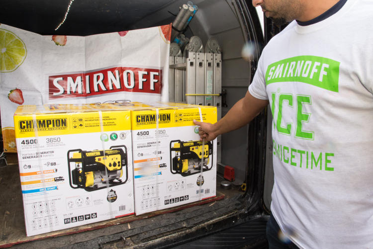 Diageo Supports Local Puerto Rico Communities